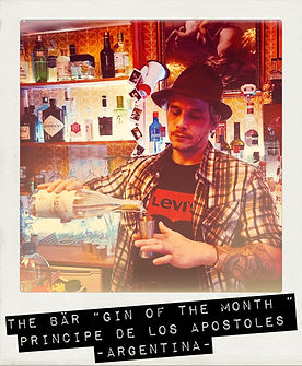 Gin of The Month - Principe de los Apotoles