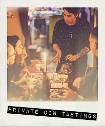 Private Gin Tasting The Bär