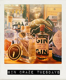 Gin Craze Tuesdays The Bär