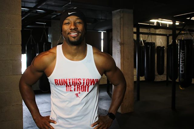 Checkout #fitnessinstructor _armondrashad and his fitness movement #runthistowndetroit _#photography
