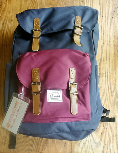 Separation & Divorce Backpack - Here & There