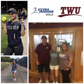 Alyssa Adams commits to TWU