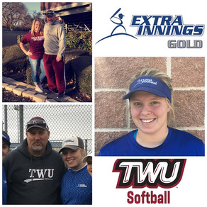 Kenzie Wimmer commits to TWU!