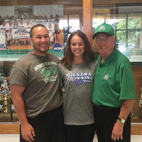 Alexis Pevehouse commits to Arkansas Monticello!