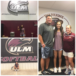Ryan Gallegos commits to Louisiana Monroe