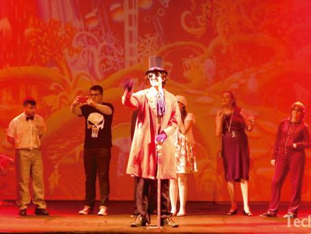 A Fabulosa Fábrica de Chocolate conquistou o público do Teatro UMC!