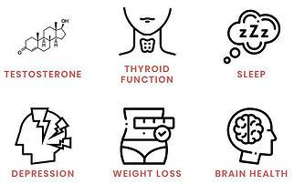 Red Light Benefits - Sleep-Brain Health-