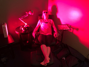 Red Light Therapy for Sleep, Melatonin and Circadian Rhythm