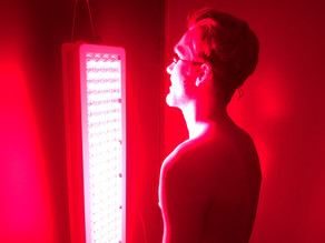 Peak Physical Performance using Red Light Therapy