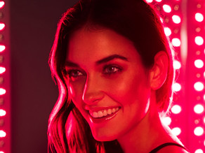 Red Light Therapy Increases Natural Collagen Levels, for Healthier Skin, Joints, Muscles, and Bones