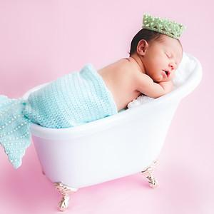 Ensaio newborn Eloá