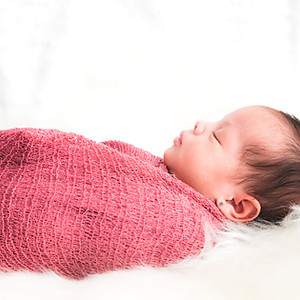 Ensaio Newborn Ananda Rosa