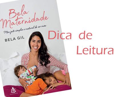 Livro do Mês: Bela Maternidade