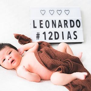 Ensaio Newborn Leonardo
