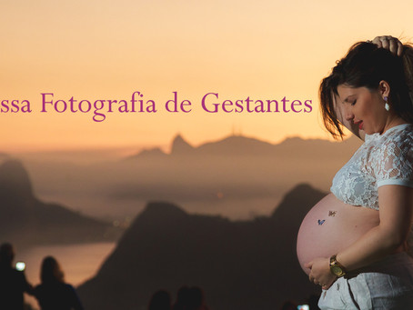 Nossa Fotografia de Gestantes