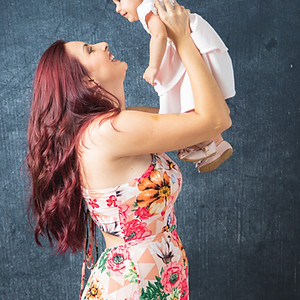 Mamãe-Bebê Tamires Simões