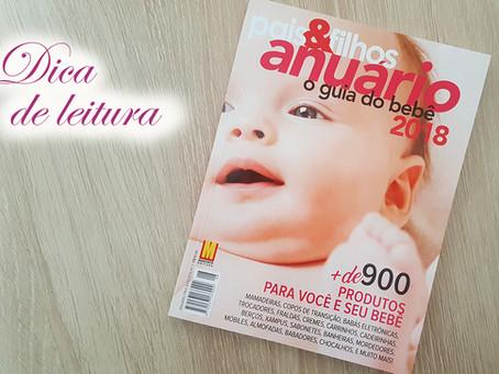 Dica de leitura - Anuário Pais & Filhos 2018