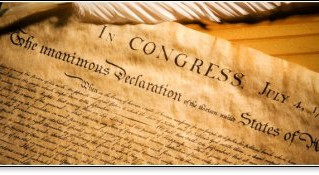 Declaration of Independence as law
