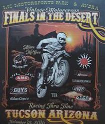 Finals in the Desert, Nov. 13, 2016
