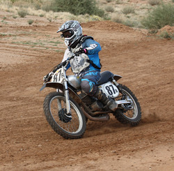 Finals in the Desert