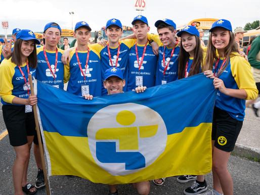 8 athlètes aux Jeux du Québec