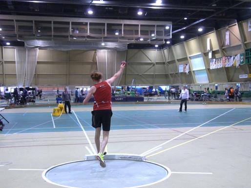 3 athlètes à Sherbrooke