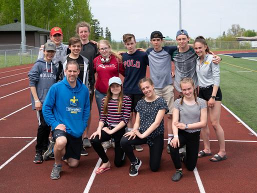 12 athlètes à Chicoutimi pour le provincial scolaire extérieur 2019