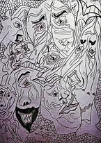 Strange Faces, 2014