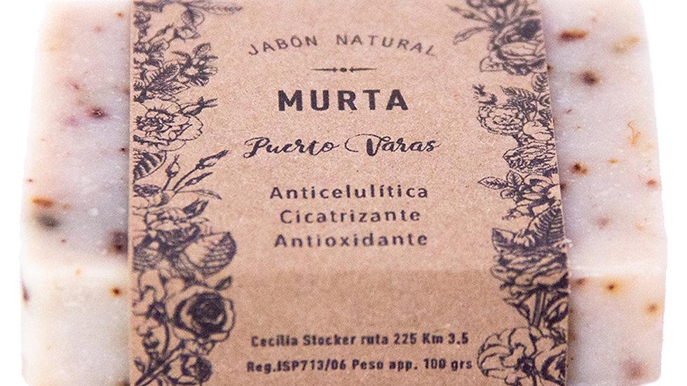 Jabón Natural Murta 100 g