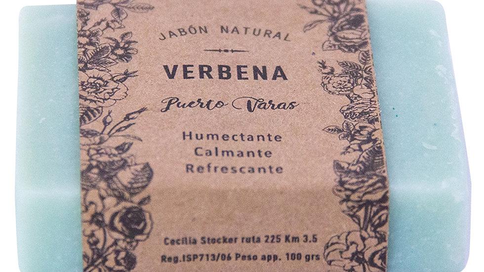 Jabón Natural Verbena 100 g