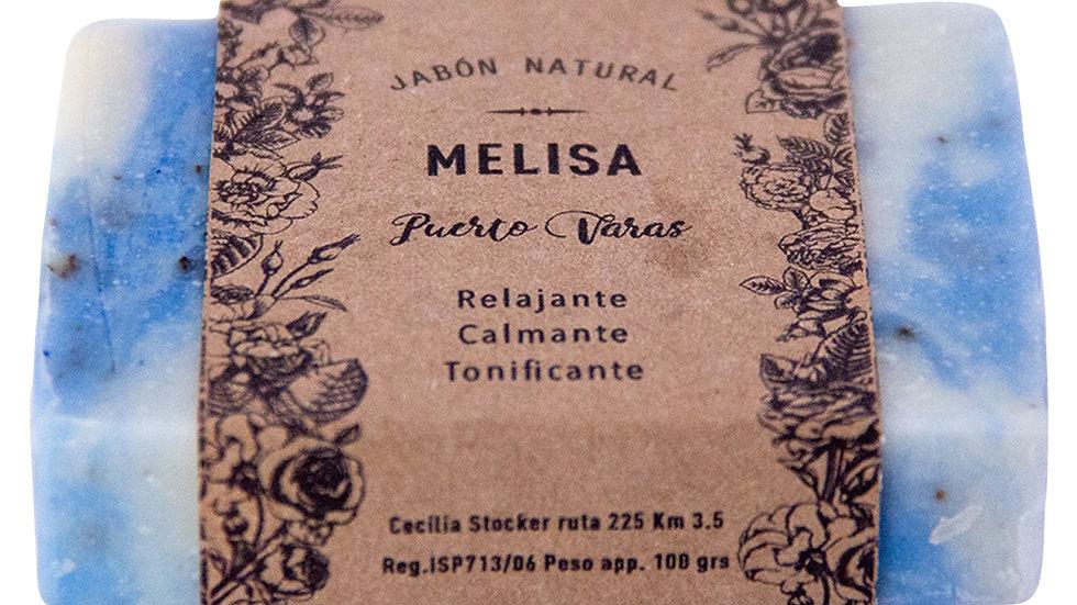 Jabón Natural  Melisa 100 g