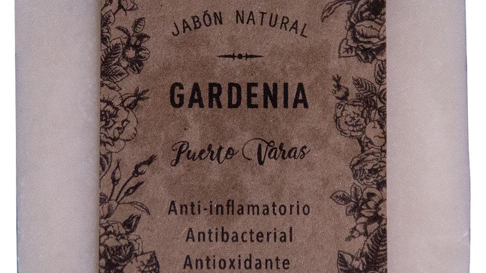 Jabón Natural Gardenia 100 g