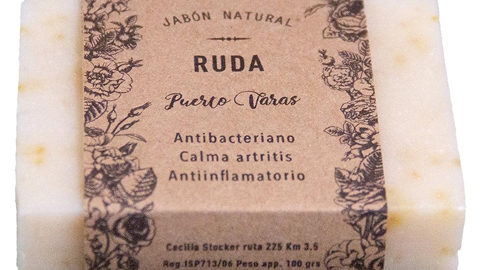 Jabón Natural  Ruda 100 g