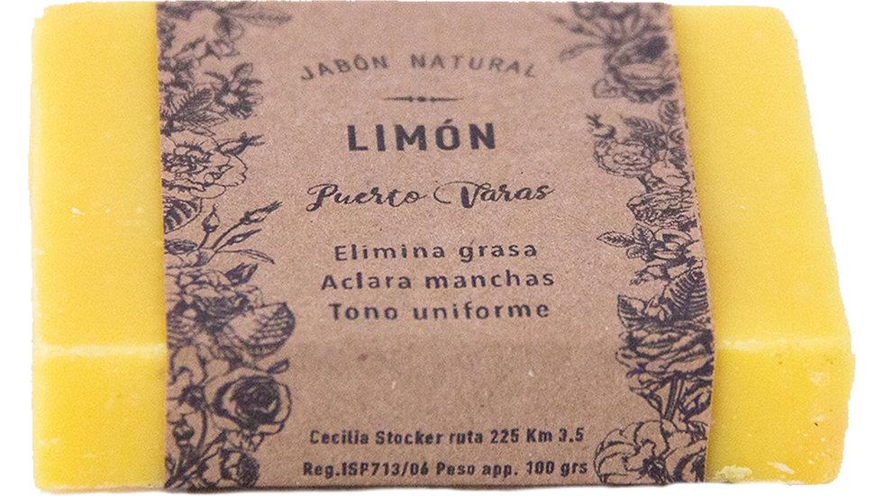 JabónNatural Limón 100 g