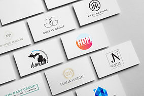 Image of business cards HDM has created