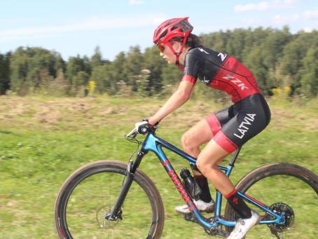 Pasaules junioru sacensības MTB XCO krosā Čehijā