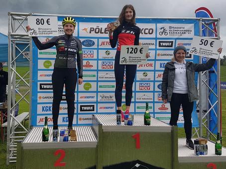 Evelīnas Ermanes- Marčenko uzvara Igaunijā.
