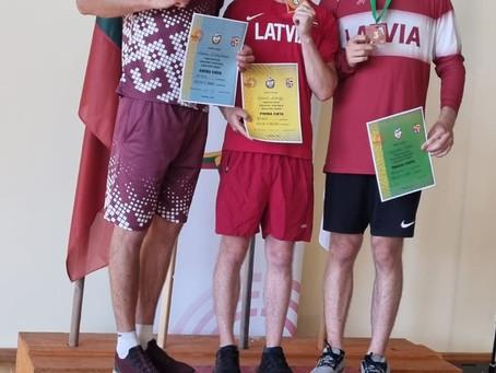 Jaunie šāvēji – Baltijas čempioni.