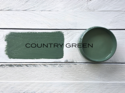 'COUNTRY GREEN' MINERAL PAINT