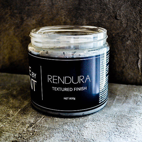 RENDURA TEXTURED FINISH
