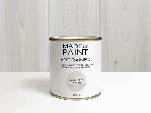 'GALLERY WHITE' STAIN (ENGRAINED)