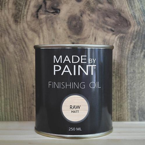 'RAW' FINISHING OIL