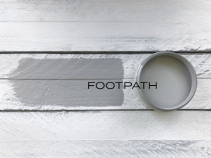 'FOOTPATH' MINERAL PAINT
