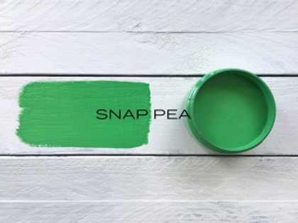 'SNAP PEA' MINERAL PAINT