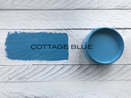 'COTTAGE BLUE' MINERAL PAINT