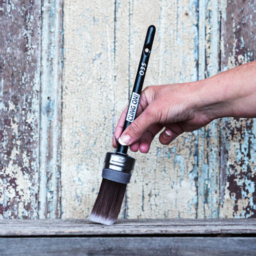 CLING ON! O35 OVAL BRUSH