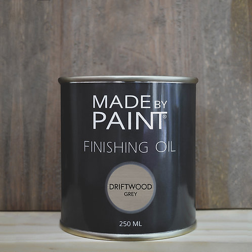 'DRIFTWOOD' FINISHING OIL