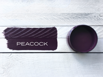 'PEACOCK' MINERAL PAINT