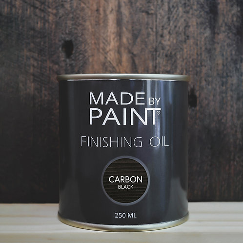 'CARBON' FINISHING OIL