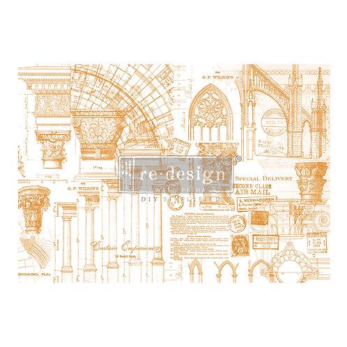 'ARCHITECTURE' TRANSFER